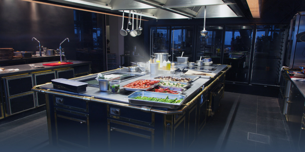 Qube Catering Private Commercial Kitchens Design Supply