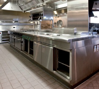 catering equipment supply and install